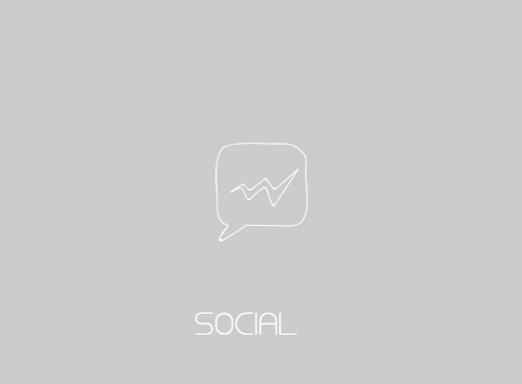 social media by duck soup design